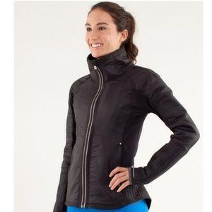 Lululemon Run: Bundle Up Jacket Black 6